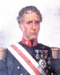 Domingo Antonio Loriga y Regueira 01.06.1822